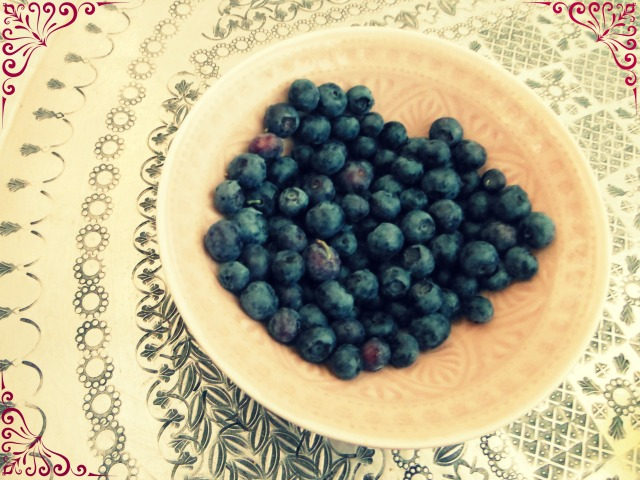 Blueberries {Is 032}